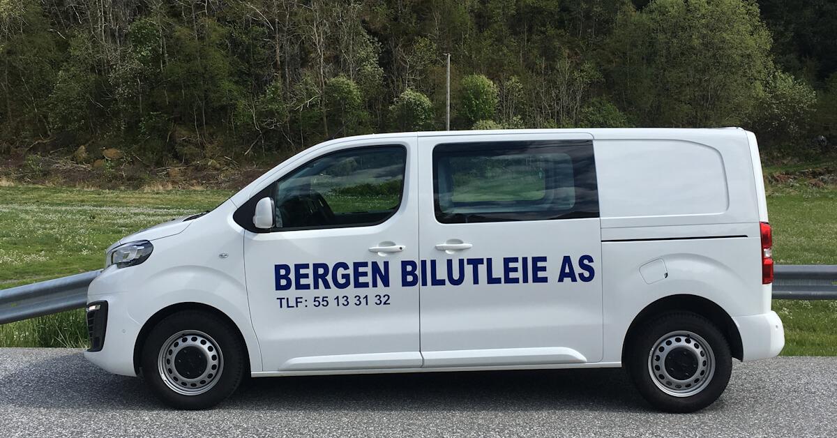 Leiebil Bergen